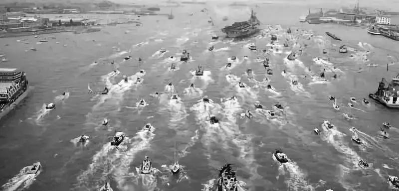 马岛海战爆发